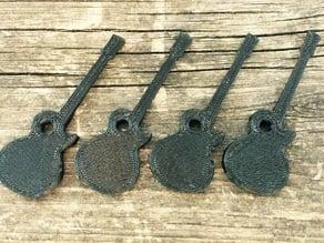 Guitar Keychain 2.0