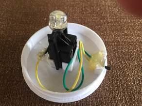 LED base for Full Moon 105mm