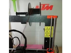 Prusa 3D MK3 MK3S spool holder angle adjuster