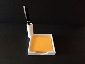 Sticky Note Holder