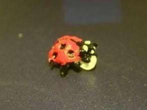 DailyEarring#66: LadyBug
