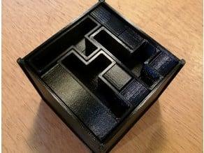Puzzle Cube 25 parts