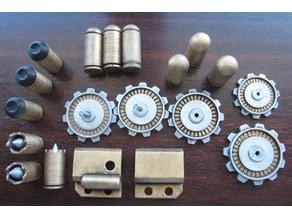 Bioshock pistol parts