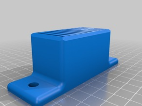 SD/micro SD  card holder for 3030 extrusion profiles