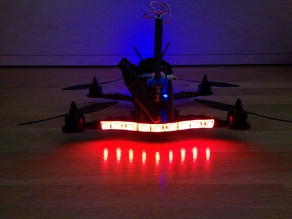 ZMR250 Beefy Long LED Bumper Set
