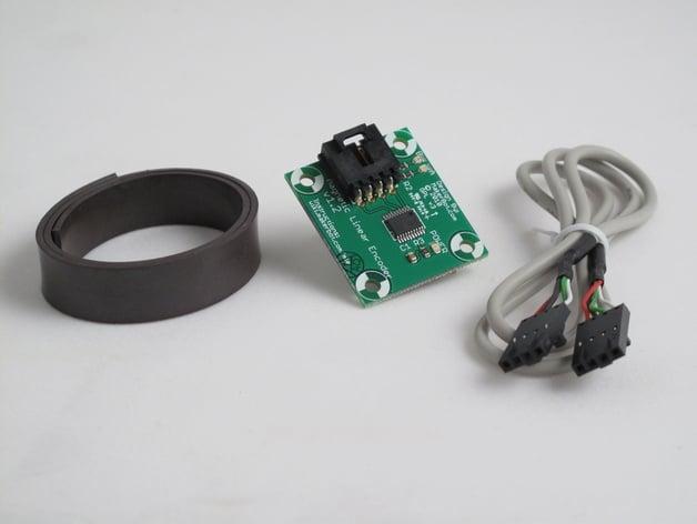 MakerBot Magnetic Linear Encoder