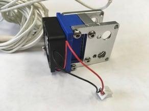 UM2 2510 fan to 3010 adapter