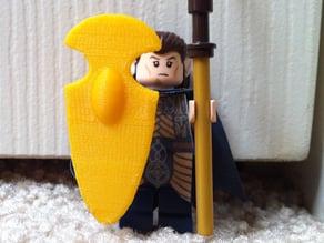 LEGO elven sheild