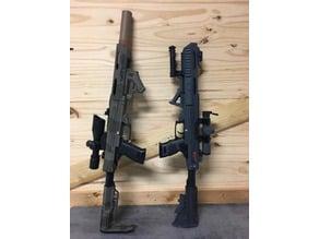 Airsoft Mk23 carabine kit V2