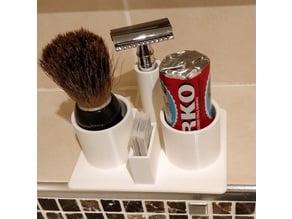 Shave Station