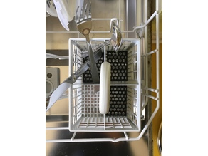 Lady55 Dishwasher Basket Repair