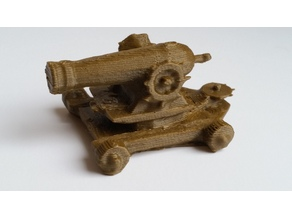 Guild Wars Cannon