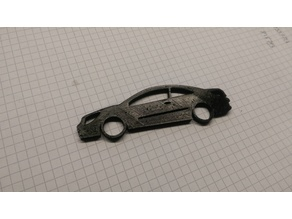 Astra H TwinTop KeyChain