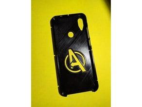 Redmi Note 7 Case - Avengers