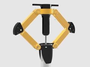 tirabusòn - a corkscrew concept for #CountertopChallenge