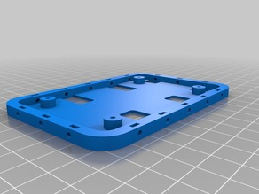 Modular Support for TB6560 CNC Router stage