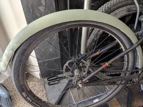 Bicycle Fenders (Project in process)