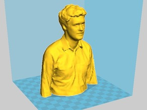3D Scan of Le Drib