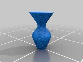 Knitted Vase #2