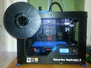 MakerBot Replicator 2 Front Spool Holder