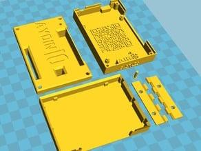 Arduino UNO & Breadboard Box