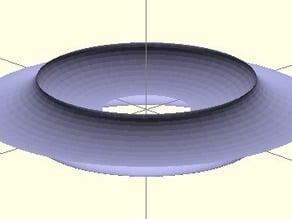 Parametric Torus in Banate CAD