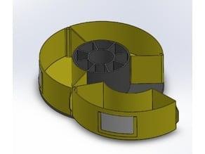 Spool Storage Bin