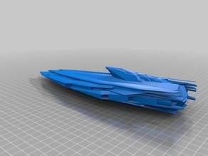Knife Class Battleship