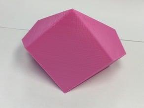 A Perfect Herschel enneahedron