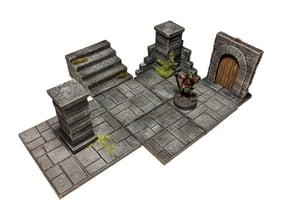 Portable Perils Tile System - base set
