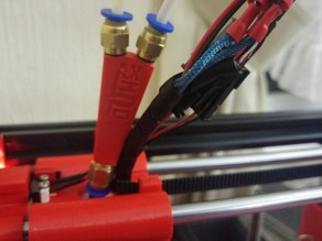 Dual Extrusion Y Splitter
