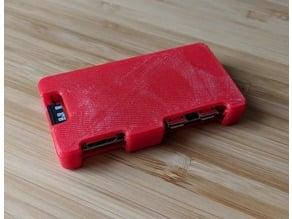 Basic Raspberry Pi Zero Snap Case