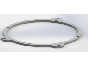 6.5' speaker adapter for BMW vehicles