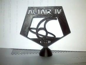 ALTAIR 4 TROPHY