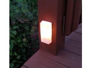 Outdoor Deck Accent Lighting