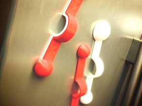 Magnetic Nesting Measuring Spoons