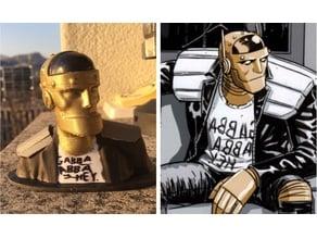 RobotMan Bust DC DoomPatrol