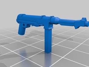 Playmobil Compatible MP 40 Sub-machine gun