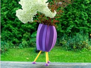 Leaning Vase (Tripod Vase)
