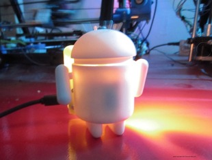 Android Hack-a-bot