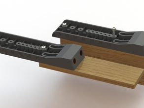Modified DIY Pocket Hole Jig