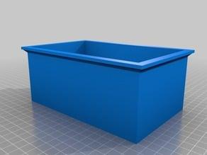 Hose bib box