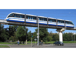 HO - 1:87 - Monorail project