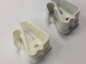 Compartment holder freezer essentielb (left side)