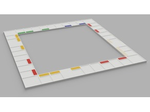 Monopoly Playground Game Board free configurable