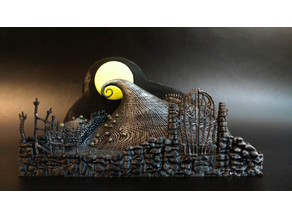The Nightmare Before Christmas - Diorama