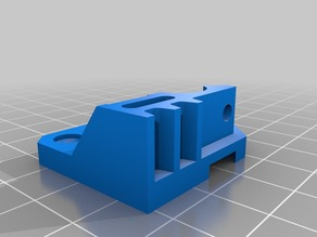 Wanhao Duplicator 6 less jamming parts for flexible filament
