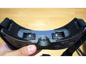 Aomway Commander V1 & V2 Goggles Faceplate adjustment insert