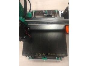 Customized parts for alu frame  (Prusa i3 MK2/MK2.5)