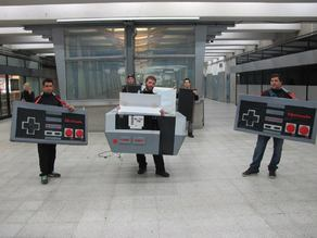Giant Functional Nintendo
